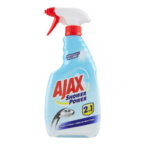 Ajax Shower Power