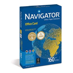 Cartoncino Bianco A3 Navigator