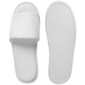 Pantofole in Spugna Aperte