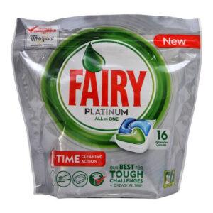 Fairy Caps Platinum