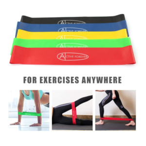 Fasce Elastiche Fitness