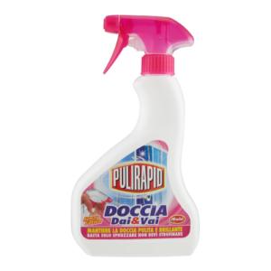 Pulirapid Doccia Spray