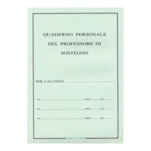 Quaderno di Sostegno