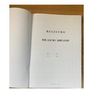 Registro Rilascio Diplomi