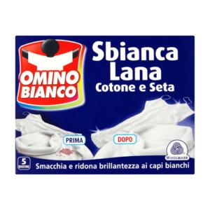 Omino Bianco Lana