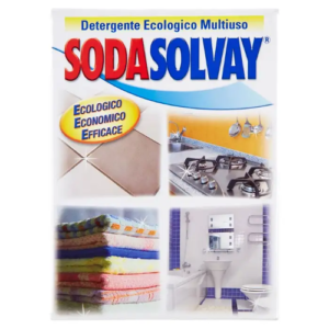 Soda Solvay