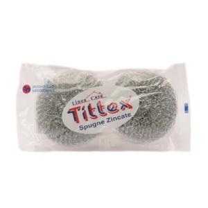 Tittex Spugne Zincate