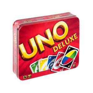Carte UNO Deluxe