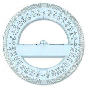 Goniometro in Plastica