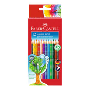 Matite Colour Grip Faber Castell