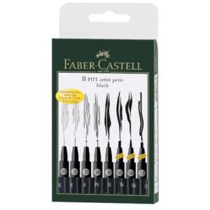 Pennarelli Pitt Pen Faber Castell