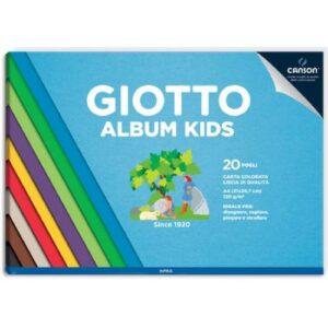Album Kids Colore Assortito